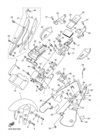 yamaha kodiak 400 4x4 wiring diagram  yamaha  free engine