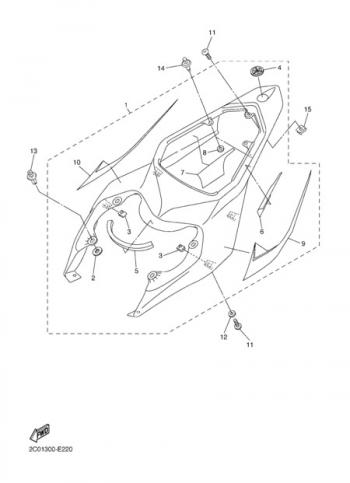 2000 Yamaha R6 Ignition Wiring Diagram on 2007 yamaha v star